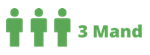 3 Mand Logo